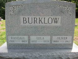 Lela B. <i>Kelley</i> Burklow