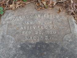 Robert J. Anderson, Sr