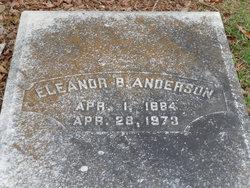 Eleanor B. Anderson