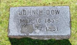 John Huntoon Dow