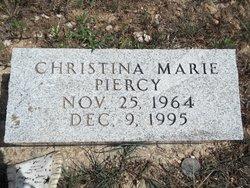 Christina Marie <i>Brooks</i> Piercy