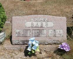 Amber <i>Brawn</i> Babb
