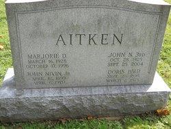 John Nivin Aitken, IV