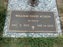 William David Acison