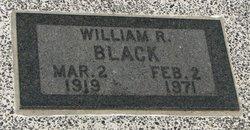 William Robert Bill Black
