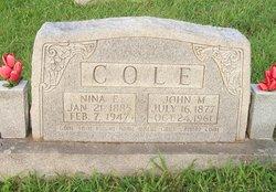 John Marion Cole
