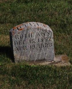 Ruth Ann <i>Powers</i> Chapman