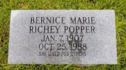 Bernice Marie <i>Richey</i> Popper