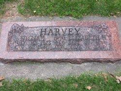 Elizabeth Hephzibah <i>Reynolds</i> Harvey