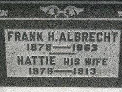 Hattie <i>Tucker</i> Albrecht