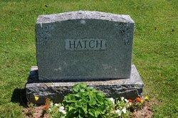 Anna <i>Hatch</i> Ayer
