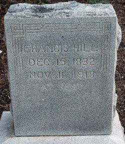 Isabella Frances <i>Miller</i> Hill