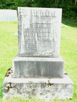 Isaac Washington Berrong