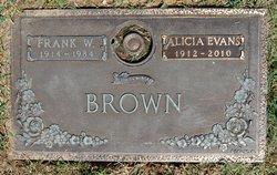 Frank Wilson Brown, Sr