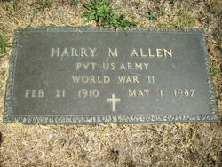 Harry M. Allen