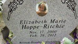 Elizabeth Marie Lizzy Hoppe-Ritchie