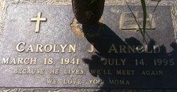 Carolyn J. <i>Wilburn</i> Arnold