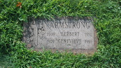 Clarence W Armstrong