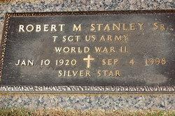 Robert M Stanley, Sr