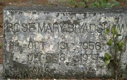 Rose Mary Bradshaw