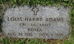 Louis Harry Adams