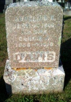 Aurelius Holmes Davis