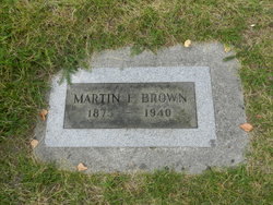Martin F. Brown