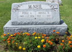Donna May <i>Royer</i> McNeil