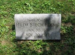Hildagard M. <i>Stech</i> Koenig