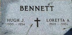 Loretta Alede <i>Porter</i> Bennett