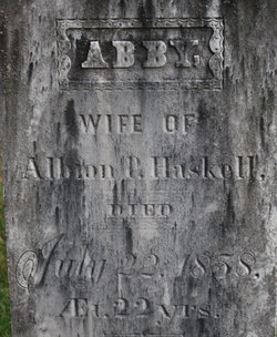 Abby Haskell