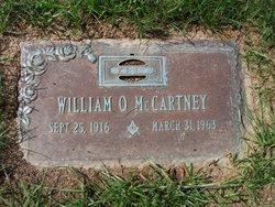 William O. McCartney