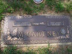 Evelyn Mildred McCartney