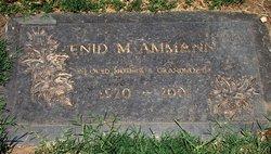 Enid Margaret Ammann