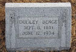 Dudley Benge
