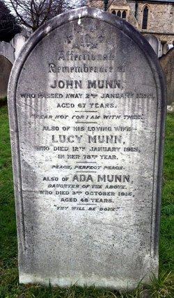 Lucy <i>Rowe</i> Munn