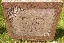 Ruth Evelyn Munn