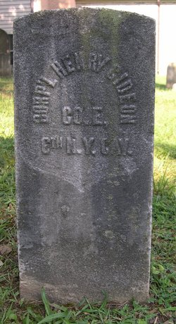 Corp Henry Gideon