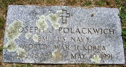 Joseph J Polackwich