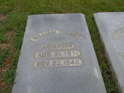 William Thomas Anderson