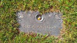 Bert A. Anderson