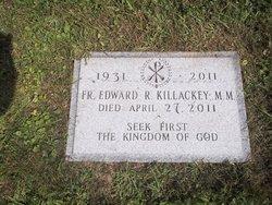 Rev Edward Robert Killackey