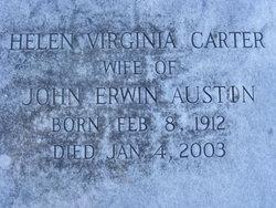 Helen Virginia <i>Carter</i> Austin