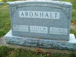 Hazel M <i>Andrews</i> Aronhalt