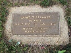 James G Allaway