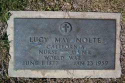 Lucy May Nolted