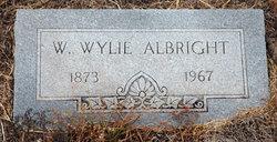 William Wylie Albright