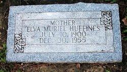 Elva Muriel <i>Browne</i> Huffines