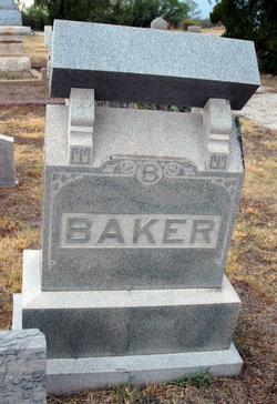 C. C. Baker