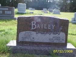 Marjorie Marie <i>Little</i> Bailey